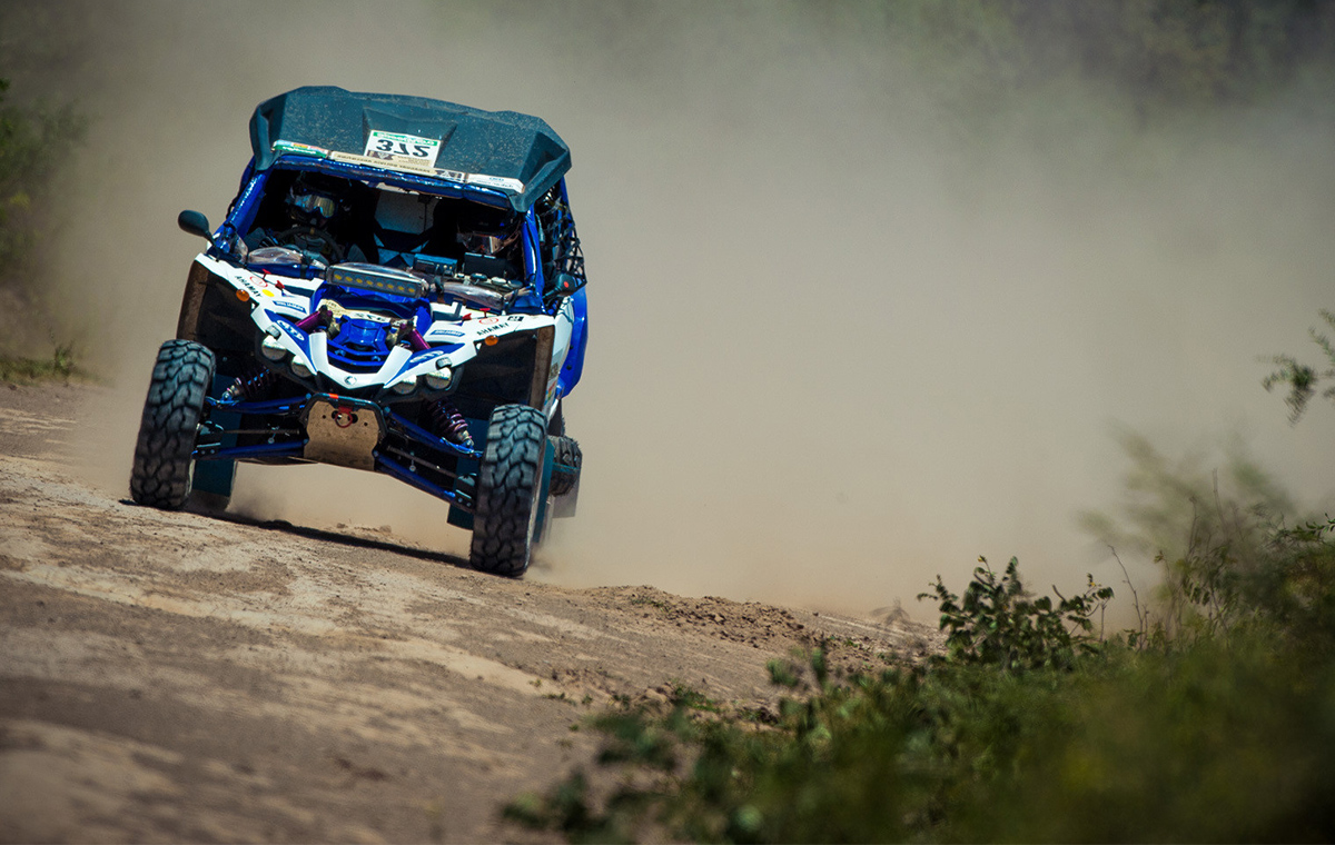 ITP at Dakar rally
